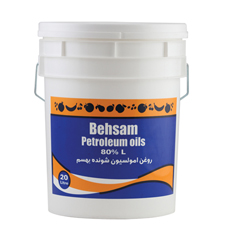 petroleum oils 80% L