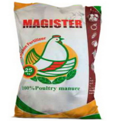 Poultry Manure  fish Magister